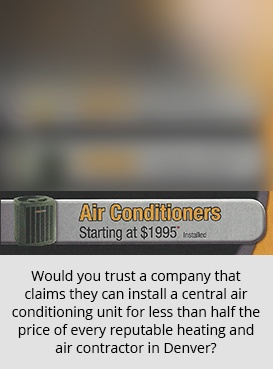 deceptive air conditioning ads
