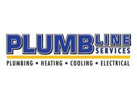 logo plumbline services
