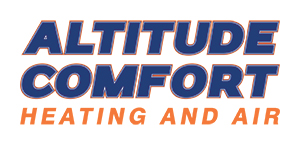 altitude comfort heating and air logo