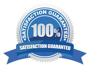 image of a 100% satisfaction guarantee seal
