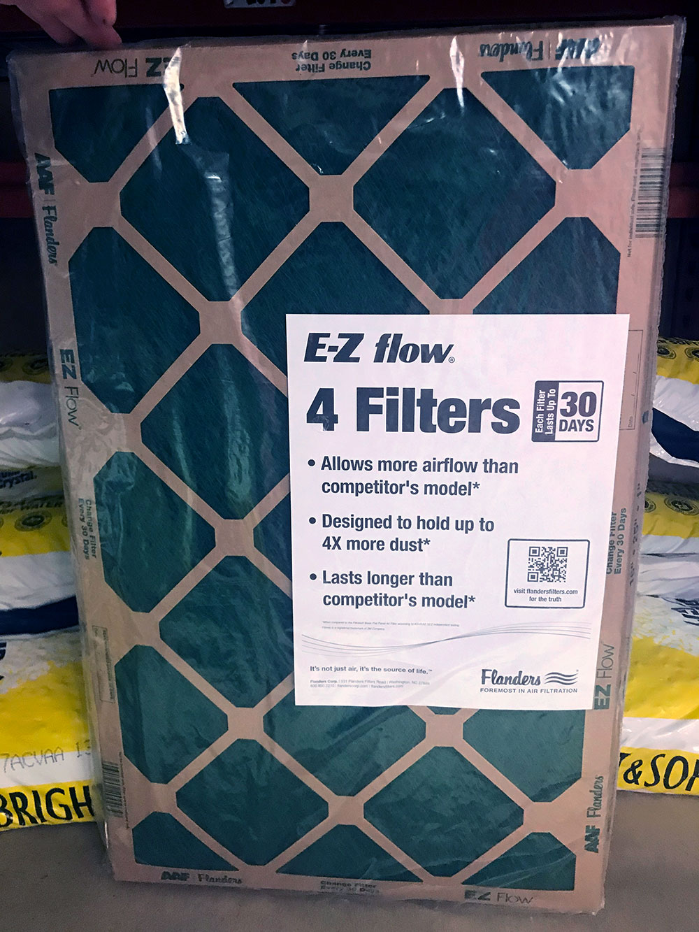 Cheap Air Filters >> Finding The Inexpensive Air Filters At Home Depot Altitude Comfort