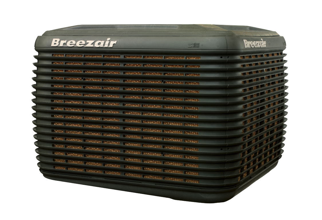 Breezair Tba Series Cooler : Breezair swamp cooler pads sante