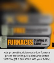 Furnace Installation Cost