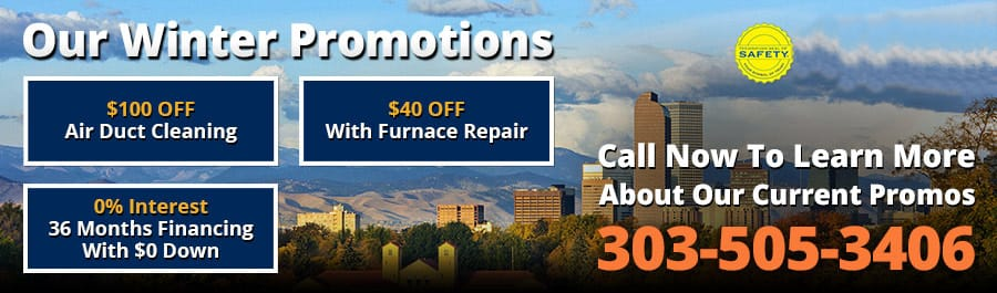 Denver Heating and Air Coupons