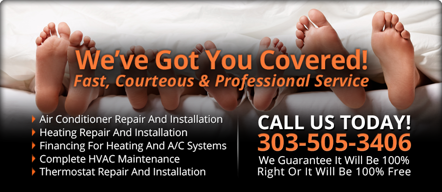 fast, courteous and professional HVAC services